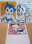 Astro Boy A4 Size Document Holder Set Of 3 Volume 3