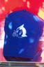 Astro Boy Base Ball Cap Blue