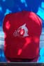 Astro Boy Base Ball Cap Red