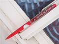 Astro Boy Ball Point Pen Flying Red Vintage