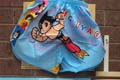 Astro Boy Boxer Shorts Flying 2001