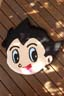 Astro Boy Car Head Rest Or Car Seat Cushion