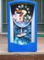 Astro Boy Clock Retro Blue