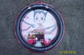 Astro Boy Car Steering Wheel Cover Black