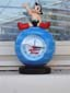 Astro Boy Desk Top Clock Welcome Back