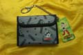 Astro Boy Fabric Vinyl Wallet Black