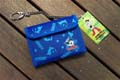 Astro Boy Fabric Vinyl Wallet Blue