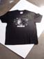 Astro Boy Lady T shirt Black