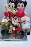 Astro Boy Medium Soft Toy Set Of 5 Sega