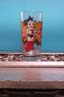 Astro Boy Soft Drink Glass Open Heart 1998