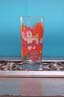 Astro Boy Soft Drink Glass Running 1998