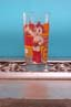 Astro Boy Soft Drink Glass Welcome Back 1998