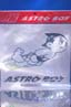 Astro Boy Sticker Silver Large
