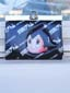 Astro Boy Wallet With Chrome Silver Panel