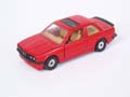 Corgi Red BMW 325 Vintage