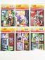 DBZ Set Of 3 Packs Stickers 1999 Licensed Funimation