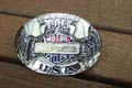Harley Davidson Double Eagle Belt Buckle