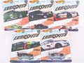 Hot Wheels 2018 Euro Speed Set Of 5 Diecast Cars