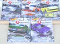Hot Wheels 2018 Japan Historic 2 Set Of 5 Diecast Cars