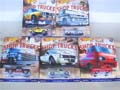 Hot Wheels 2018 Shop And Trucks Set Of 5 Diecast Cars