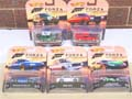 Hot Wheels 50th Anniversary Forza Motorsports Set Of 5 Cars 2018