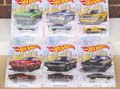 Hot Wheels Detroit Muscle Cars Set Of 6