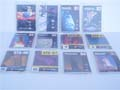 NASA Apollo Mission Cards Set Of 12