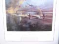 Robert Taylor The Dambusters Print Limited Edition
