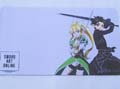Sword Art Online Kirito And Leafa Play Mat