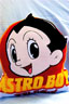 Astro Boy cushion red