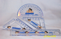 Astro Boy baby set square sets blue