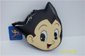 Astro Boy head shape wallet