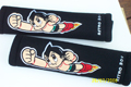 Astro Boy car seat belt pads set of 2